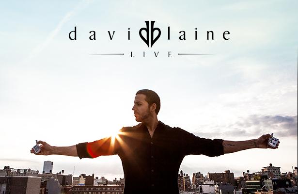 David Blaine   Tour Dates